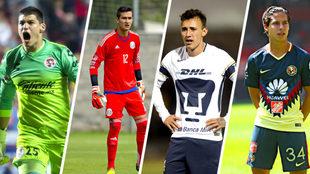 Pumas, Xolos y América tendrían a un jugador para el Mundial.