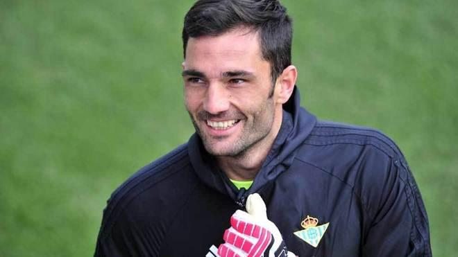 Atletico Madrid sign Antonio Adan.