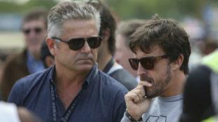 Alonso y Gil de Ferran.