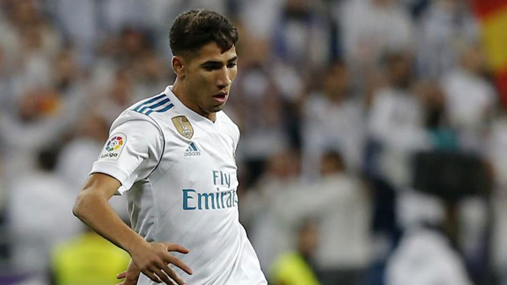 Transfer Market Real Madrid Achraf Hakimi Is On The Verge Of