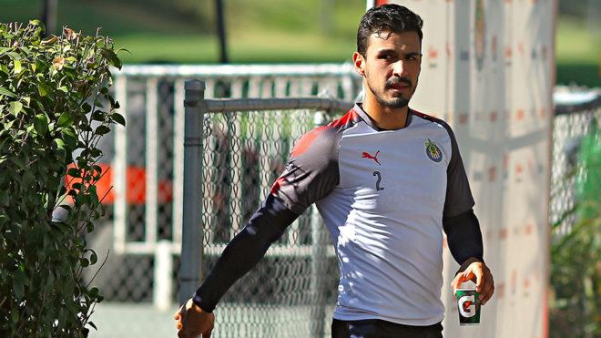 Primer exportado tras el Mundial: Oswaldo Alanís jugará en España