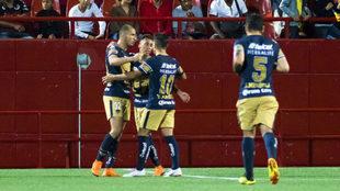 Pumas listo para el arranque del Apertura 2018.
