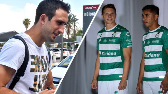 Fútbol de estufa 2018  Santos presenta uniforme y oficializa la ... 64fba553cebca