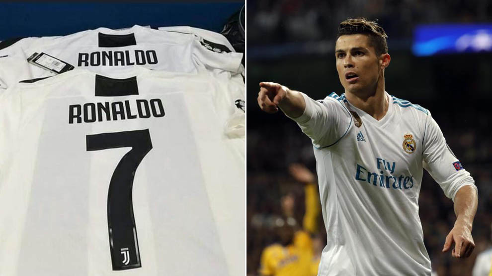 new style 7d142 cd385 Transfer Market - Real Madrid: Cristiano Ronaldo's possible ...