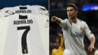 Cristiano Ronaldo's possible Juventus shirt has been leaked
