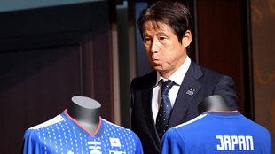 Nishino dejará de ser el seleccionador japonés después de tres...