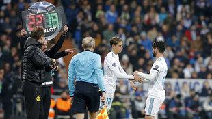 El cuarto cambio se podría ver en la Supercopa entre Real Madrid y...