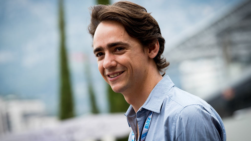Esteban Gutiérrez regresa a la F1 de la mano de Mercedes