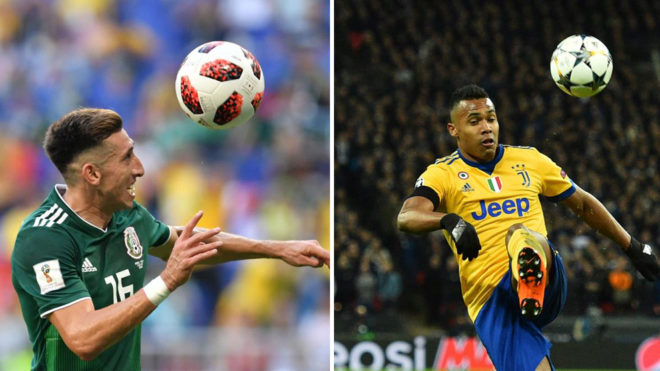 Mexican talent for Barcelona's midfield, Mourinho's new target.