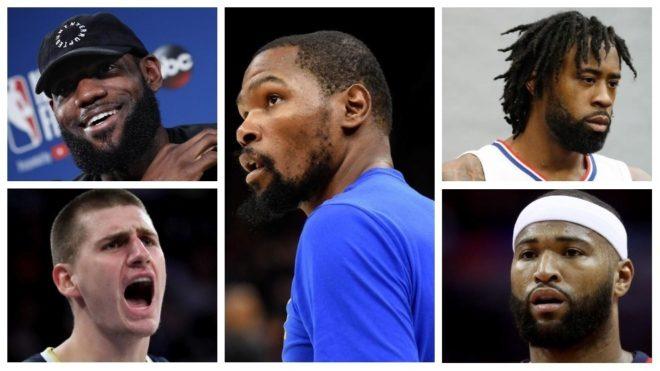 Carmelo no seguirá en los Thunder: ¿a los Rockets?