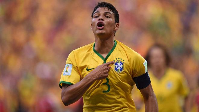 Por lo regular Brasil no presenta problemas en avanzar a la antesala...