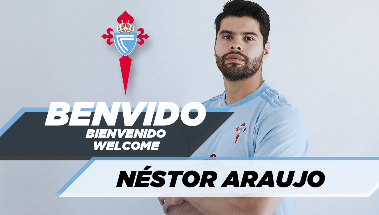 Néstor Araujo — Estoy muy motivado