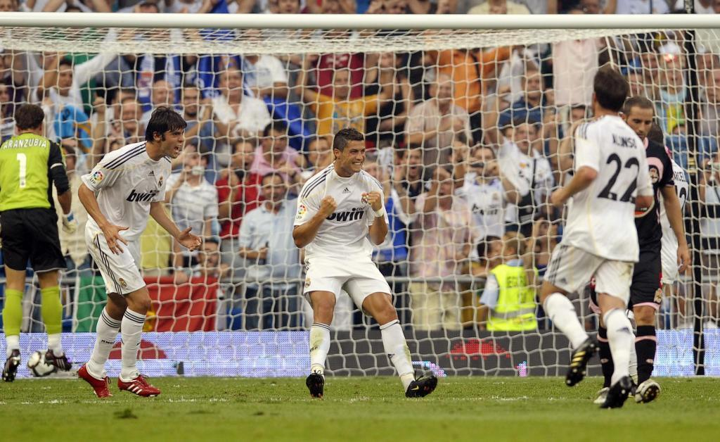 10 khoảnh khắc đẹp nhất của Ronaldo ở Real Madrid