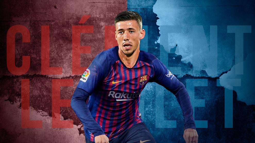 Oficial: Lenglet, nuevo central del Barça