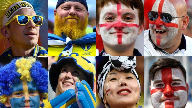 Las semifinales del Mundial están listas. Resumen de la jornada en #Rusia2018