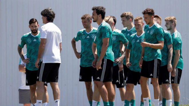 Videojuego habría causado de la eliminación de Alemania del Mundial 2018 | Selecciones
