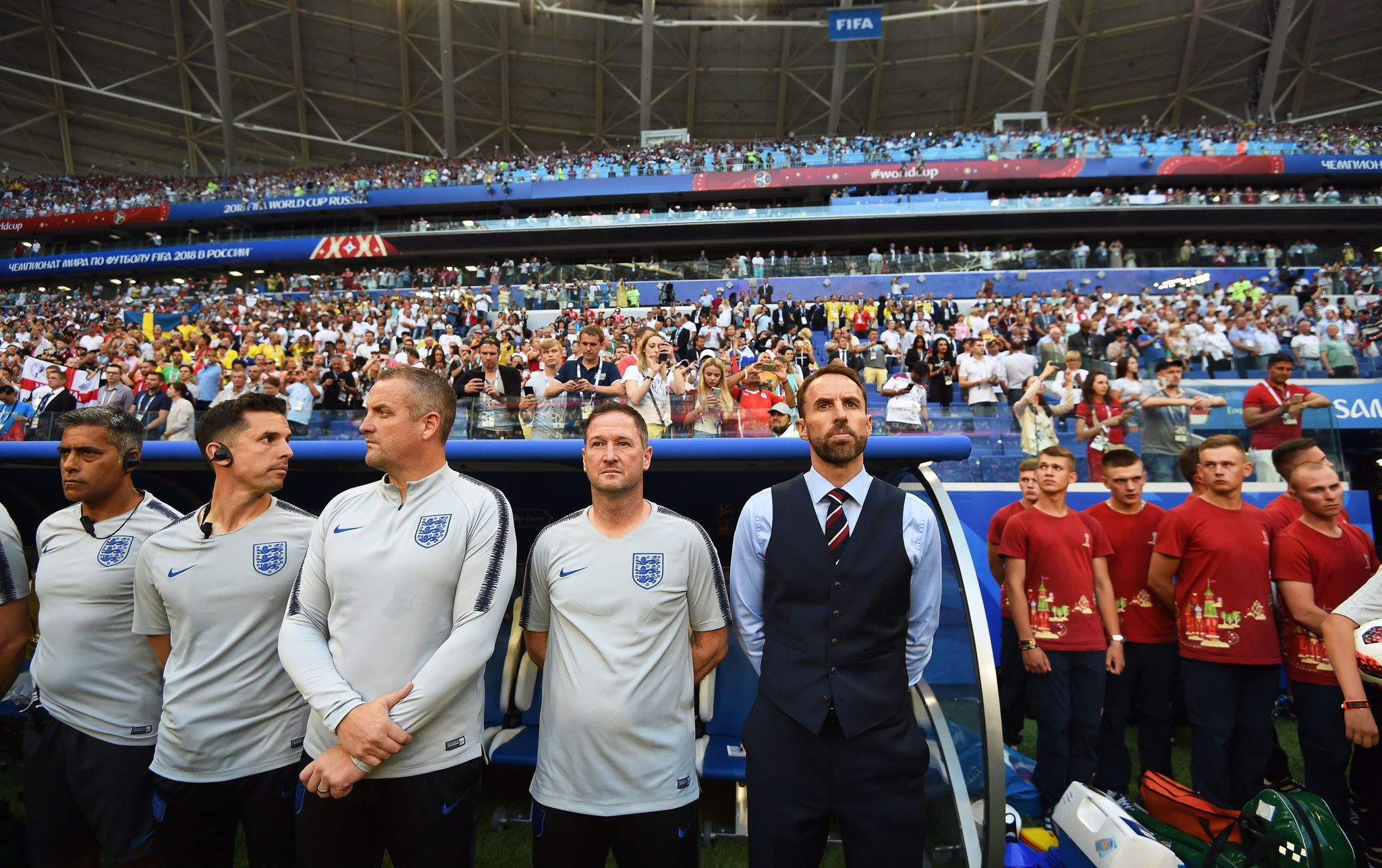 England nowhere near their potential, says manager Gareth Southgate