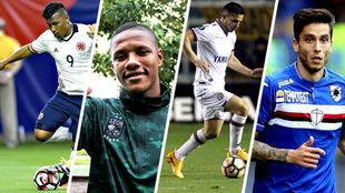 Los nuevos extranjeros a seguir en el Apertura 2018.
