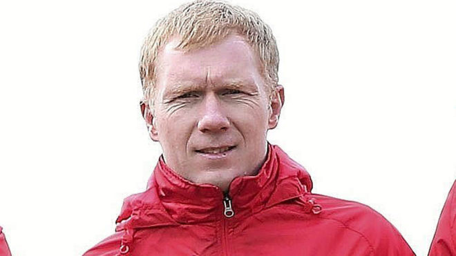 Scholes: Guardiola is definitely an influence on the English team