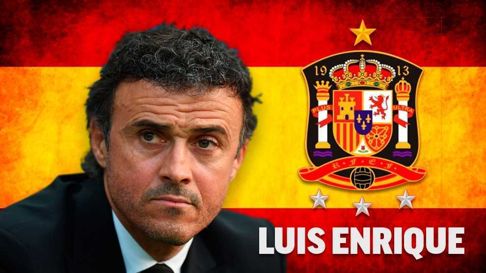 Spanish FA: Luis Enrique is the new coach of Spain | MARCA in English