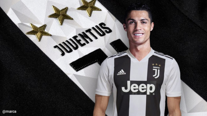 08364ea87 Cristiano Ronaldo officially leaves Real Madrid to sign for Juventus.  Transfer ...