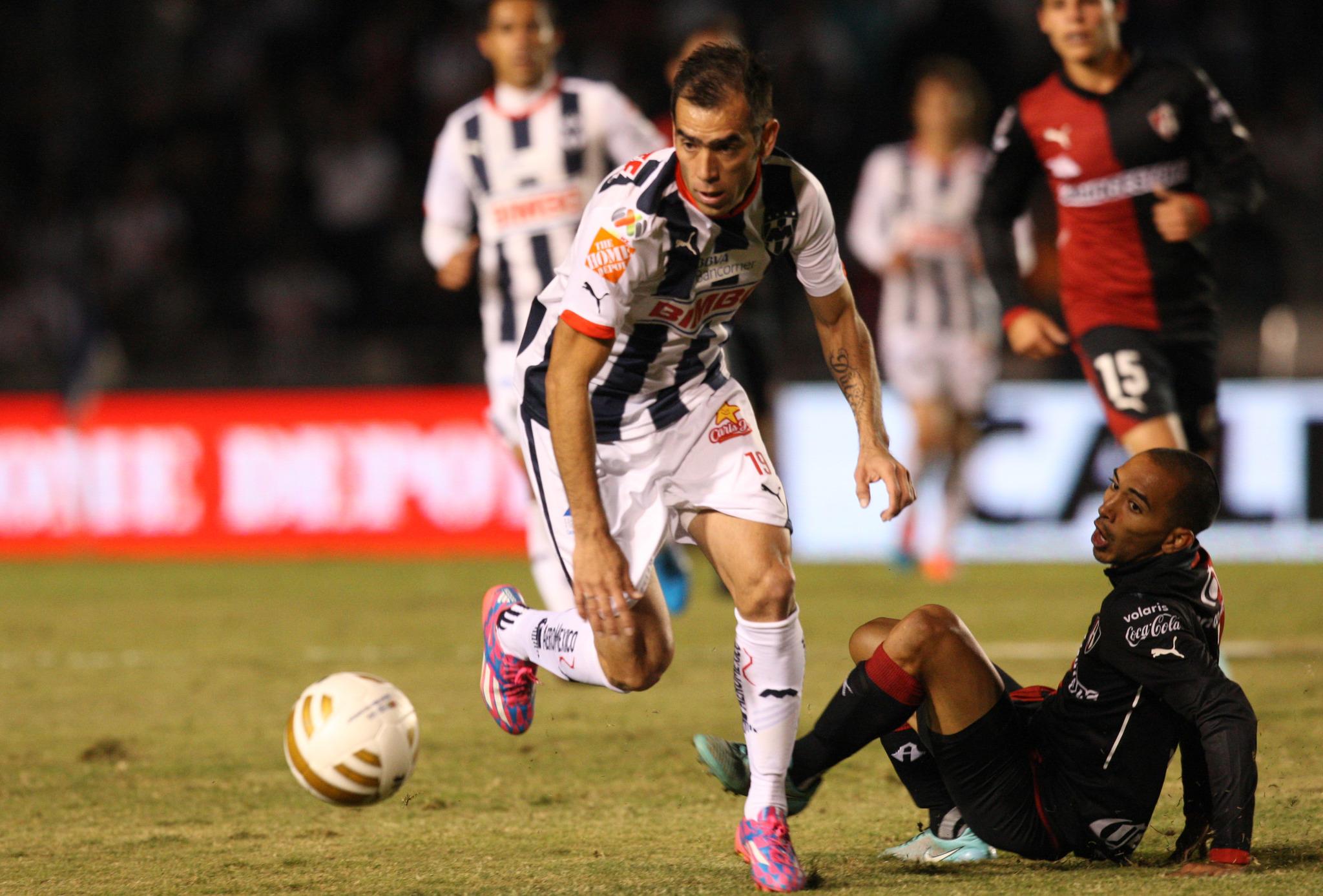 Argentino César \'Chelito\' Delgado anuncia su retiro del futbol
