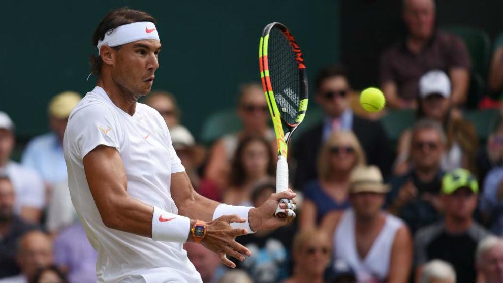 Wimbledon 2018  Nadal regresa a cuartos de Wimbledon siete años después