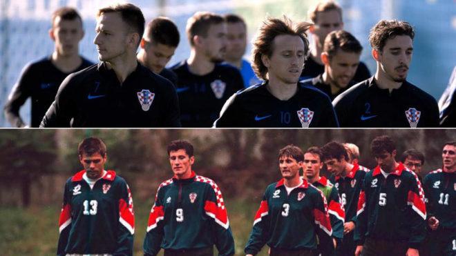 Prográmese: fecha y horario para la gran final entre Francia y Croacia