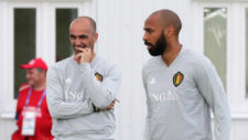 Martinez: France's Henry is missing ingredient for Belgium