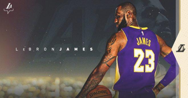 27b138e88a8875 Los Lakers hacen oficial el fichaje de LeBron James: