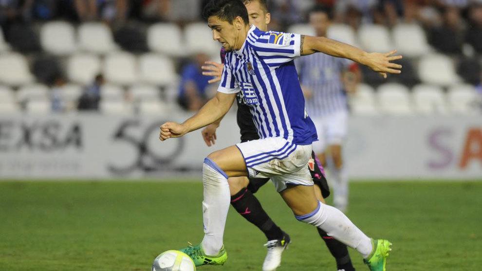 Camiseta Real Sociedad Merquelanz