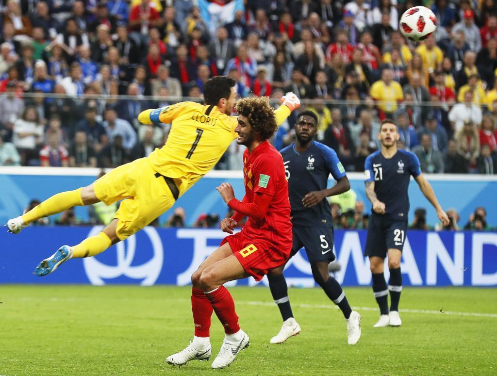 Francia vs Bélgica, resumen, resultado goles - Semifinales Mundial ...