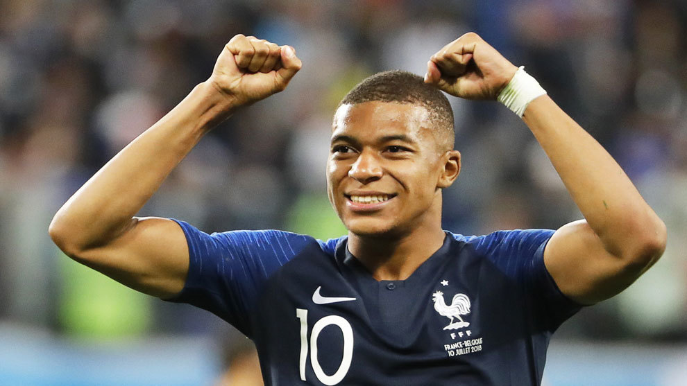 Mbappe: Even in my wildest dreams I didn't imagine this