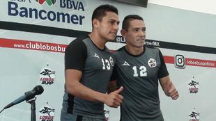 Óscar Rojas, en conferencia de prensa