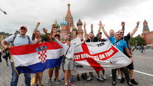 Se juega el último boleto a la final de Rusia 2018