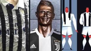 Los mejores memes de la salida de Cristiano Ronaldo del Real Madrid y...