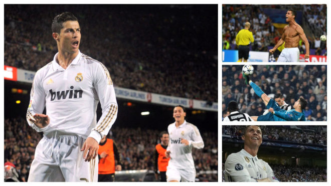 Real Madrid  What was Cristiano Ronaldo s best moment with Real ... 8b087e8eafe4a