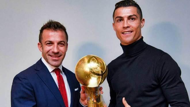 Del Piero & Ronaldo.