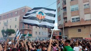 El Castellón será una de las grandes novedades en el Grupo III de...