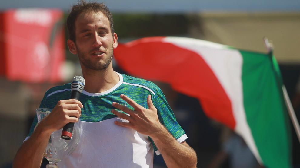 Luca Vanni, campeón en El Espinar en 2016