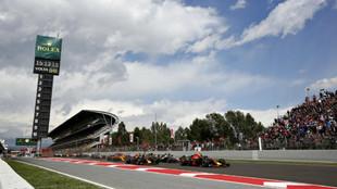 GP de España 2018.