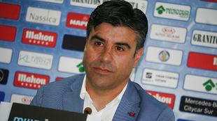 Rodríguez, en la presentación de Mata, Guardiola, Chichizola e...