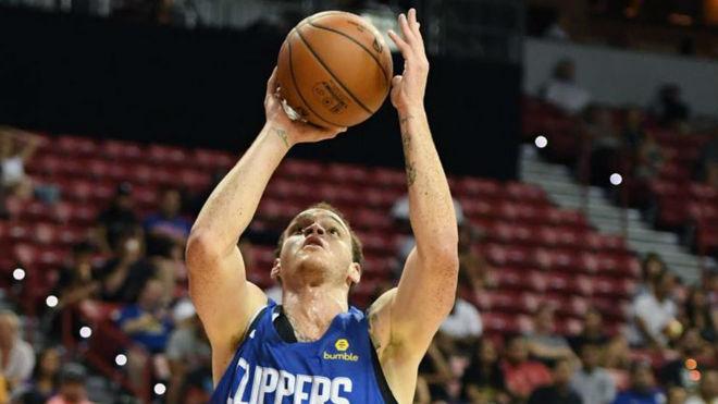 Reggie Upshaw de los Clippers