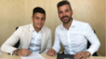 Starlet Oscar Rodriguez extends his contract with Real Madrid until 2023