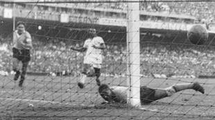 Gol de Alcides Ghiggia en Maracaná en 1950