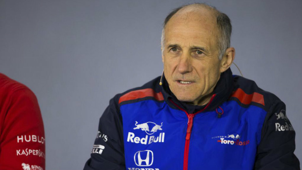 Franz Tost.