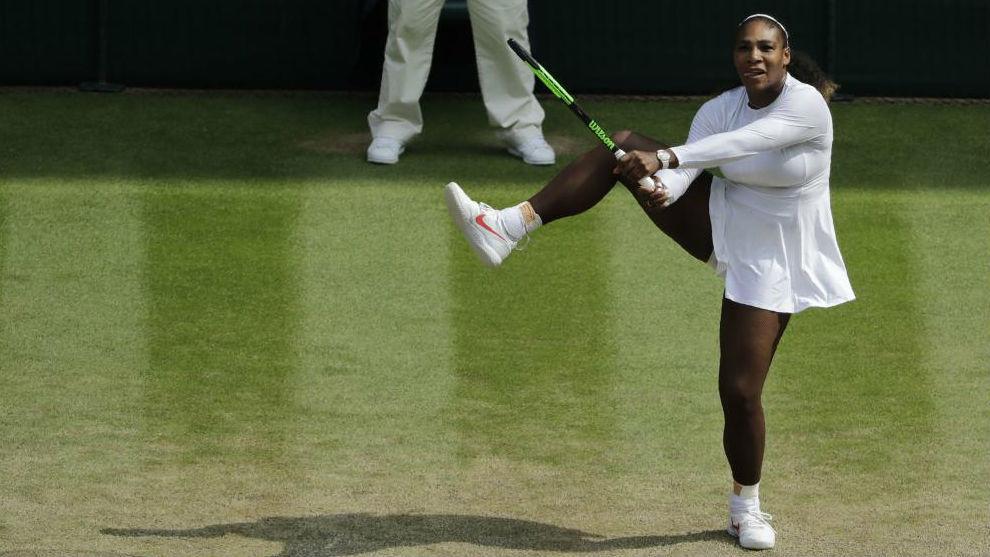 Kerber batió a Serena y dio la nota en Wimbledon
