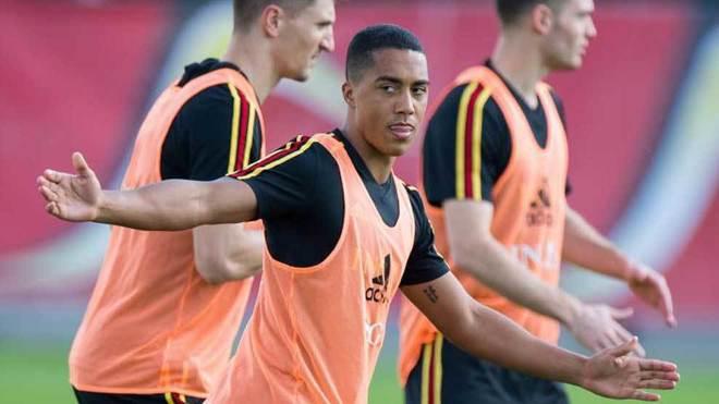 El histórico recibimiento a los jugadores de Bélgica — Mundial de Rusia