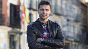 Manu del Moral, durante una entrevista con MARCA el pasado mes de...