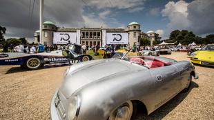 El primer Porsche, el 356 Roadster nº1